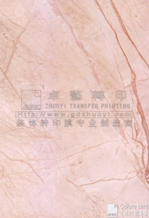 Marble Grain Transfer Film-s575 goose Feather Gold